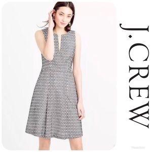 NWT J. CREW Sleeveless Dress Sz 10 $179!